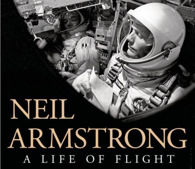 neil armstrong book covers - photo #19