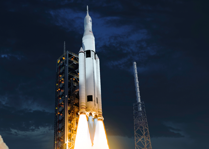 Audit finds NASA unable to meet SLS flight schedule ...