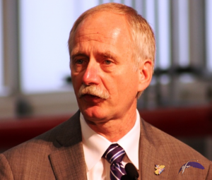 NASA's Associate Administrator for Human Space Exploration and Operations William Gerstenmaier. Photo Credit: Jason Rhian / SpaceFlight Insider