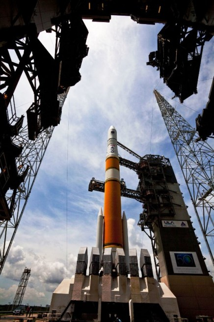 Tomorrow's planned launch will mark the 8 of a total of 15 missions ULA is slated to carry out in 2014. Photo Credit: ULA
