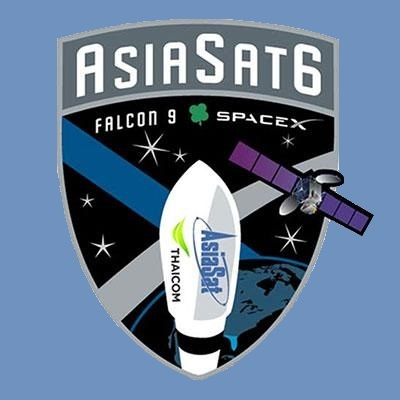 SpaceX AsiaSat 6 launch scrubbed - UPDATE - SpaceFlight ...