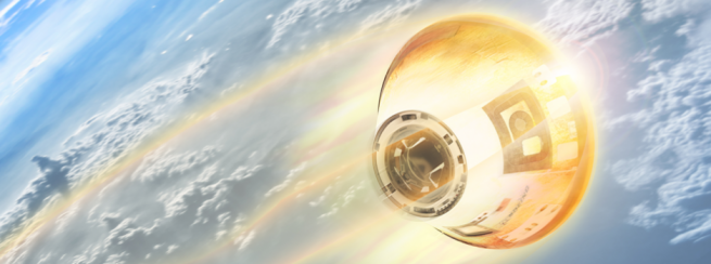 Engines provided by Aerojet Rocketdyne will serve the CST-100 through the entire course of its mission. Image Credit: Boeing