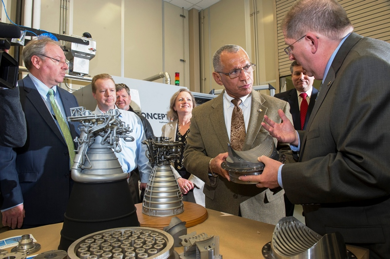 Nasa and contractors accelerate testing on 3d printed for Nasa additive manufacturing