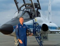 Steve Nagel lost his battle with cancer and passed away at the age of 67. Photo Credit: NASA