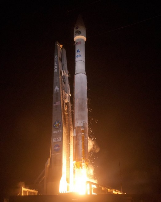 Photo Credit: Pat Corkery / United Launch Alliance