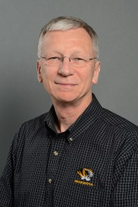 After retiring from NASA, Steve went on to teach at the University of Missouri. Photo Credit: Univ. of Missouri