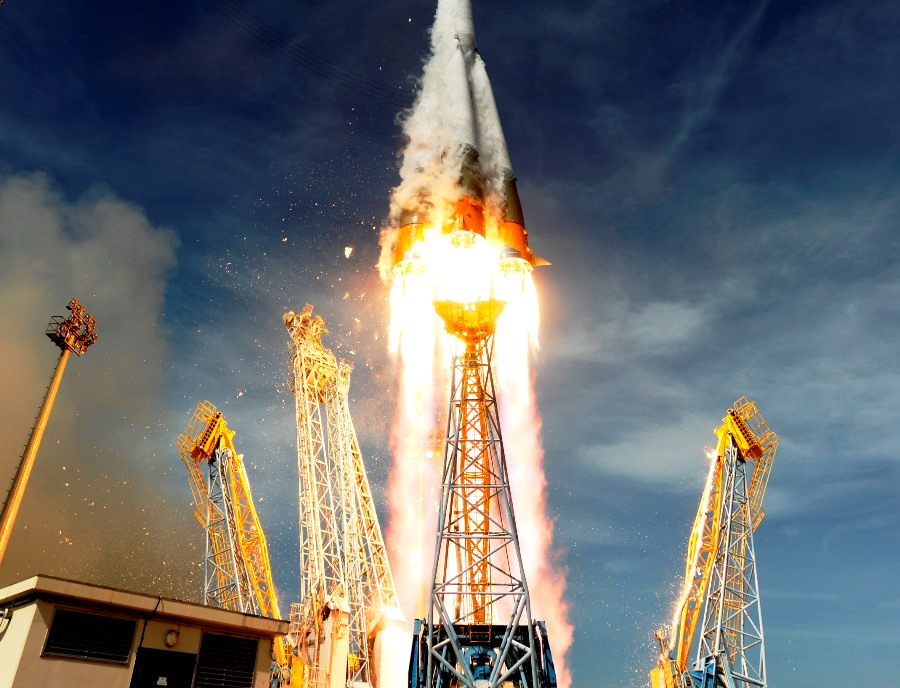 An analysis of the perfect liftoff into the nights sky