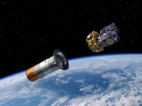 Two Galileo satellites were launched into orbit on August 22. Image Credit: ESA