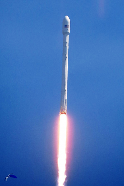 This launch will mark the fifth this year for Hawthorne, California-based SpaceX. Photo Credit: Carleton Bailie / SpaceFlight Insider