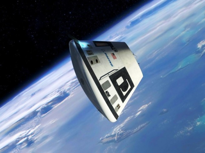 Boeing's CST-100 'Space Taxi.' Image Credit: Boeing