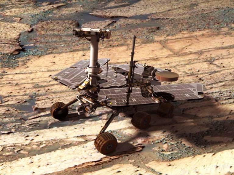 mars rover recovery - photo #38