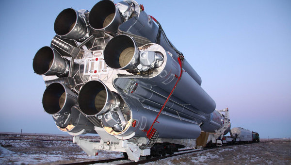 Proton Rocket as seen on Spaceflight Insider