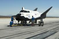 Sierra Nevada's DreamChaser got short shrift in NASA's Commercial Crew contract selection. Photo Credit: Ken Ulbrich / NASA