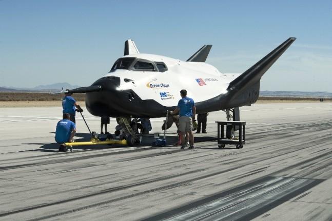 sierra nevadas dream chaser spacecraft - photo #20
