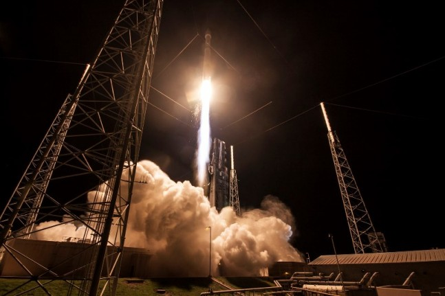 United Launch Alliance Atlas V as seen on Spaceflight Insider