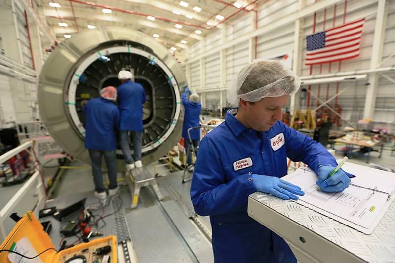 orbital sciences corporation antares rocket orb 3 commercial rh spaceflightinsider com