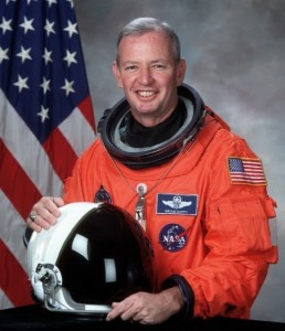 NASA astronaut Brian Duffy photo credit NASA posted on SpaceFlight Insider
