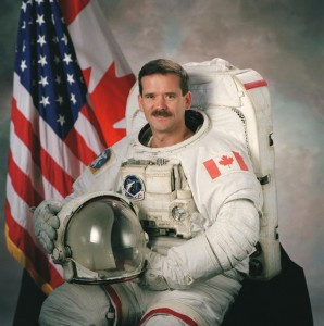 Astronaut Chris Hadfield weighed in on the feasibility of going to Mars now. Photo Credit: NASA