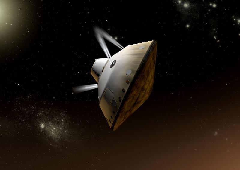 spacecraft rover firing - photo #1