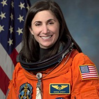 Astronaut Nicole P. Stott official portrait posted on SpaceFlight Insider