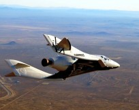 Virgin Galactic's SpaceShipTwo - has been lost during an Oct. 31 flight test. Photo Credit: Virgin