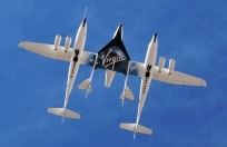 WhiteNightTwo carries Virgin Galactic's SpaceShipTwo as posted on Spaceflight Insider.