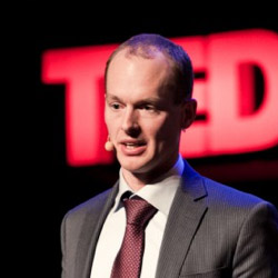 Bas Lansdorp, CEO of Mars One. Photo Credit: Mars One