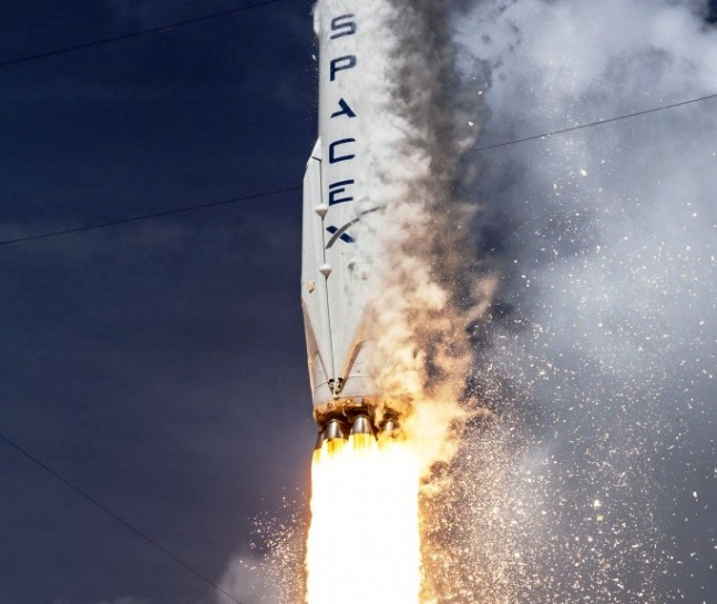 launch of spacex s crs 5 mission slips to dec 16 images of landing barge emerge spacex falcon 9