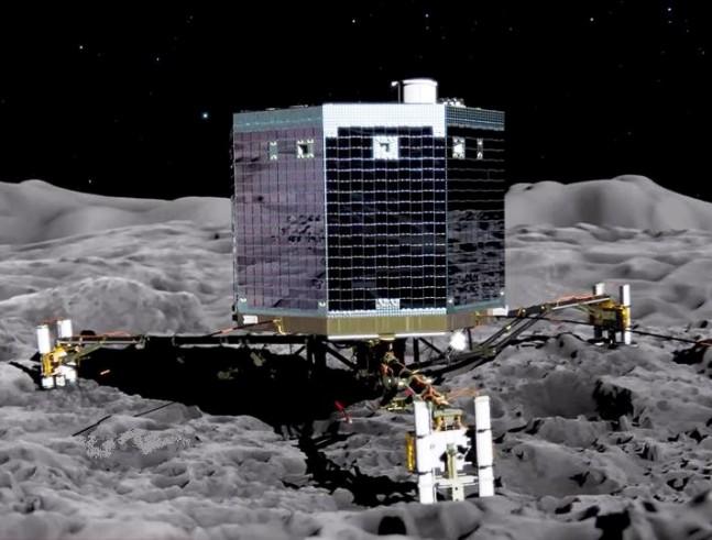 Rosetta ESA European Space Agency Philae Lander Comet 67P photo credit ESA posted on SpaceFlight Insider