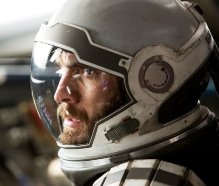 Interstellar-Cooper Paramount Pictures image posted on SpaceFlight Insider