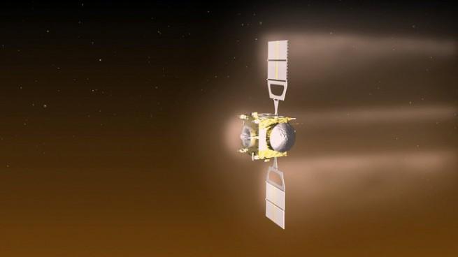 Venus Express aerobraking posted on SpaceFlight Insider