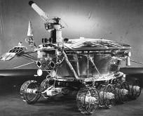 lunokhod_lavochkin Moon lunar rover 1 Roscosmos Lavochkin photo posted on SpaceFlight Insider