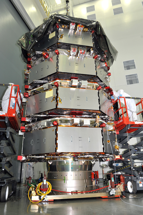 NASA's Magnetospheric Multiscale to study space weather in ...