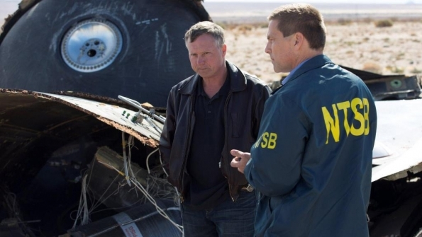 NTSB investigating the SpaceShipTwo crash, as posted on Spaceflight Insider.