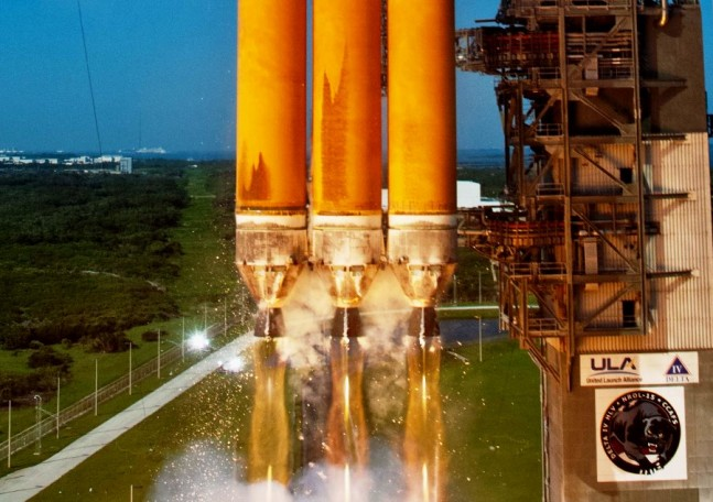 Launch of Delta IV Heavy NROL-15 Cape Canaveral AFS, June 29, 2012 posted on SpaceFlight Insider