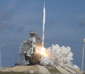 In 2009, the Ares 1X launch was another great step forward for the new age of space--which was quickly aborted. Photo Credit: NASA