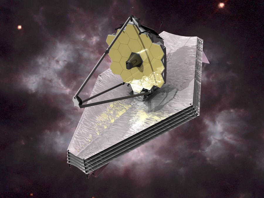 European Space Agency James Webb Space Telescope ESA image posted on SpaceFlight Insider
