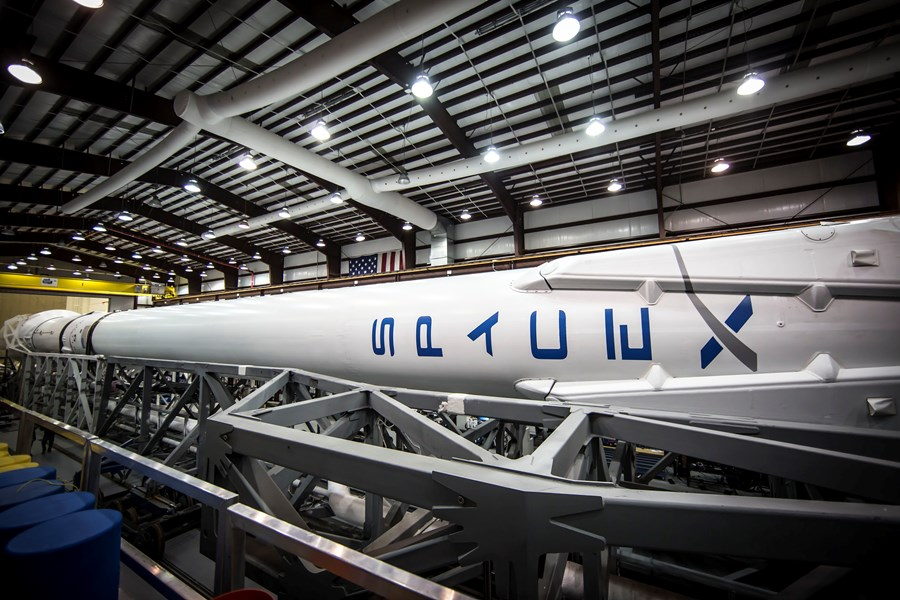 Falcon 9 v1.1 Orbcomm Cape Canaveral Air Force Station Space Launch Complex 40 SpaceX photo posted on SpaceFlight Insider