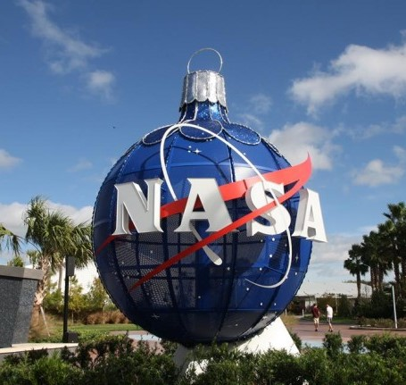 Kennedy Space Center Visitor Complex NASA Meatball photo posted on SpaceFlight Insider