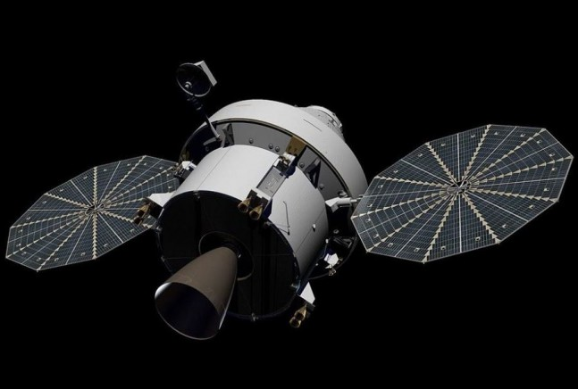 NASA Orion spacecraft NASA image posted on SpaceFlight Insider
