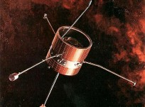 Pioneer 6 in space NASA photo posted on SpaceFlight Insider