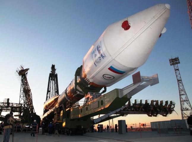 Soyuz 2-1B launch Roscosmos photo posted on SpaceFlight Insider