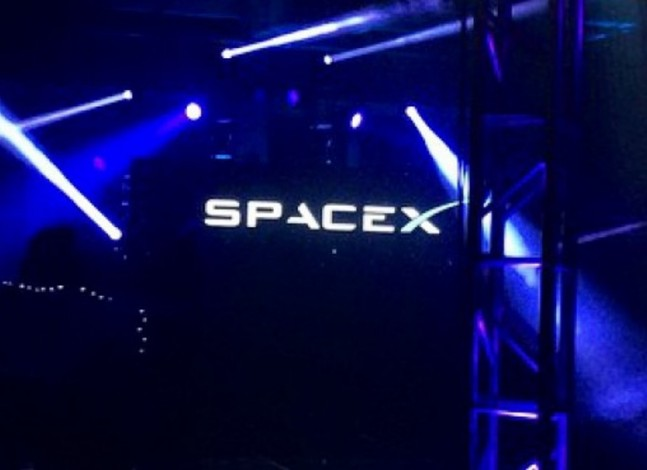 SpaceX Holiday Party 2014 photo credit SpaceX posted on SpaceFlight Insider