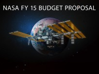 """The President's Fiscal Year 2015 budget provides the necessary resources to advance the bipartisan space exploration plan agreed to by the Administration and Congress and ensure that the United States remains the world's leader in space exploration and scientific discovery for years to come. The budget advances NASA's strategic plan for the future that builds on U.S. preeminence in science and technology, improves life on Earth and protects our home planet, while creating good paying jobs and strengthening the American economy."" Image and Caption Credit: NASA posted on SpaceFlight Insider"