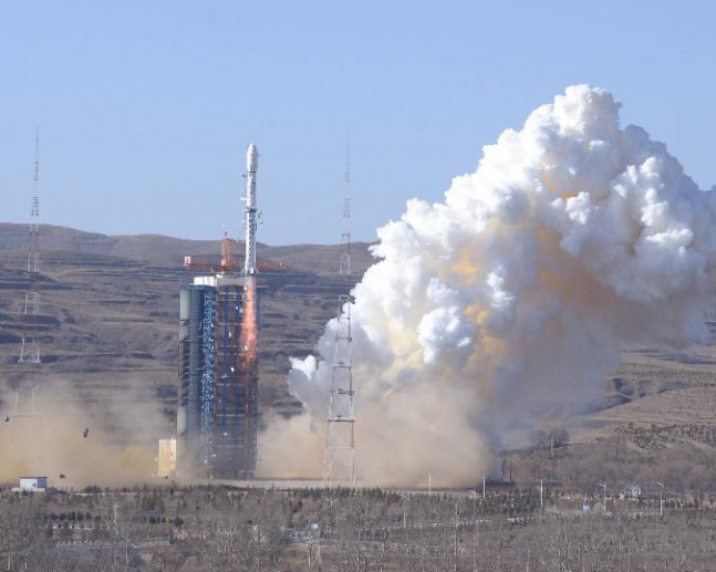 Chinese rocket fleet reaches major milestone with 200th launch. Photo Credit: Xinhua as seen on Spaceflight Insider