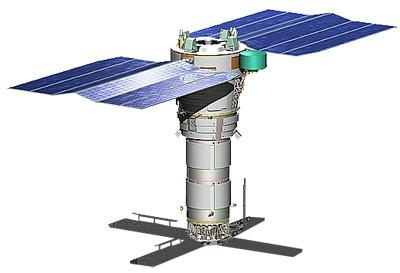 The Lotos-S ELINT satellite payload for this launch. Image Credit: TsSKB-Progress