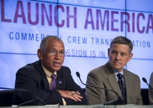 NASA Administrator Announces Commercial Crew Transportation Capability Selection