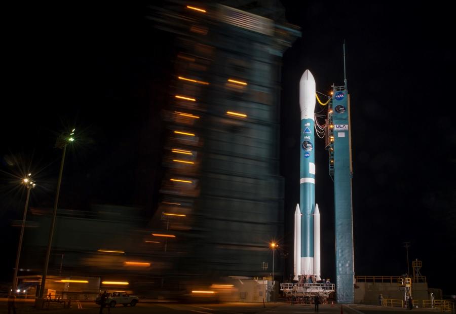 Vandenberg AFB Space Launch Complex 2