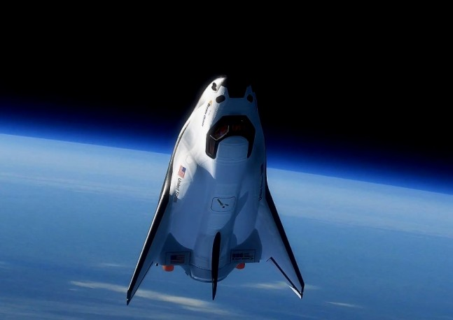 Dream Chaser Sierra Nevada Corporation Commercial Crew Program NASA image posted on SpaceFlight Insider