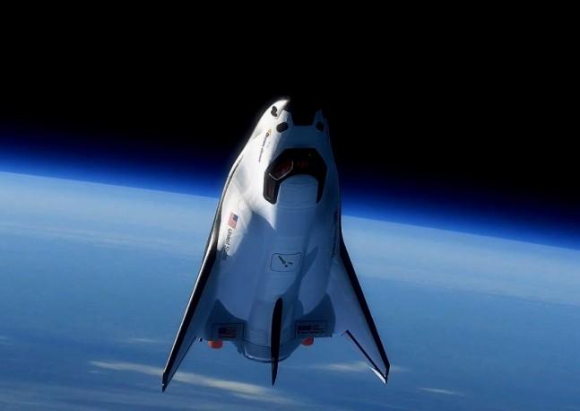 Dream Chaser Sierra Nevada Corporation Commercial Crew Program NASA image posted on SpaceFlight Insider